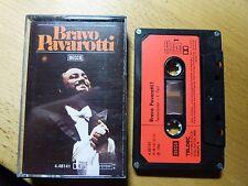 MC Tape - Bravo Pavarotti - Decca 4.48141