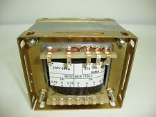 TRANSFORMADOR DE RADIO ANTIGUA 275-0-275V 65VA PARA 6 VALVULAS. R5-17031 ..5