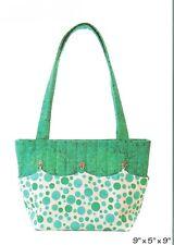 New Purse Handbag Tote Pattern   REVERSIBLE SLIPCOVER  9x5x9