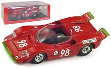 Spark S1324 Abarth Sport 2000 Targa Florio 1970 - Taramazzo/Virgilio 1/43 Scale