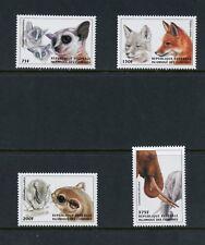 P364  Comoro Islands 1999  fauna wild animals   4v.  MNH