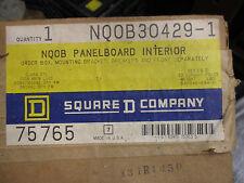 Square D Nqob30429-1, 100 Amp 120/208 Volt 30 Circuit Panelboard Interior- New