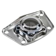 SWING AXLE CAP TORSION COVER CHROME PAIR (QTY 2) VW BUG BUGGY BEETLE  AC511101