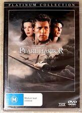 Pearl Harbor (Ben Affleck & Josh Hartnett) DVD **BRAND NEW / SEALED** (Region 4)