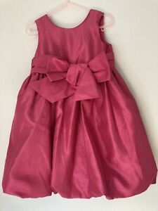 Dress Pink Girls Party Age 3-4 Years