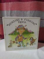 Hunting & Fishing Trivia Game Mountainman Enterprises