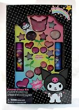 Townley SANRIO KUROMI Cherry Flavored Lip Gloss Balm DIARY KIT Boxed Set NEW!