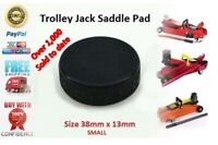 Trolley Jack Saddle pad SMALL jacking pad Rubber jack pad rubber block classic