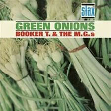 Green Onions 0081227970512 by Booker T & Mg's CD