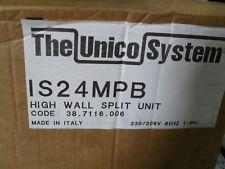 Unico IS24MPB 2 ton hi wall spli indoor unit