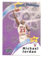 1997-98 Fleer Ultra Michael Jordan Star Power BULLS LAST DANCE RARE