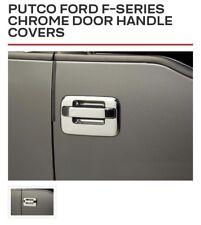 Putco 401018 Door Handle Cover Fits 04-14 F-150