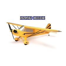 E-flite Clipped Wing Cub 1.2m Bnf Basic Rc Airplane w/ As3X & Safe Efl5150 Hh