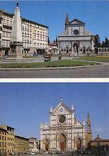 Ancienne carte postale-Florence-Santa Maria Novella