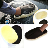 DA48 Creative Universal Car Auto Soft Lambswool Washing Mitt Polishing Glove
