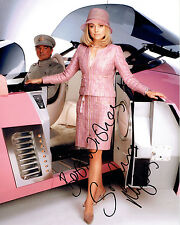 Sophia MYLES SIGNED Autograph RARE Photo AFTAL COA Lady Penelope THUNDERBIRDS
