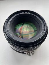 Nikon Nikkor 50mm F1.8 Ai Lens
