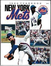 1990 New York Mets Official Yearbook