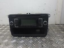 526847 CD-radio sin código VW Caddy Life III (2k) 2.0 TDI