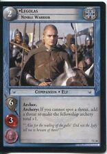 Lord Of The Rings CCG Card RotK 7.C26 Legolas, Nimble Warrior