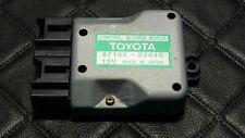 1998 LEXUS GS 300 SALON HEATER MOTOR BLOWER FAN RELAY RESISTOR 8716522040