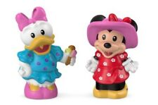 Fisher Price Little People Magic Of Disney Minnie & Daisy Nip