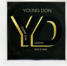 (FW263) Young Don, Lifestyle ft G Frsh - DJ CD
