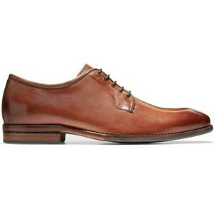 Cole Haan Mens Warner Grand Postman Leather Lace Up Oxfords Shoes BHFO 3976
