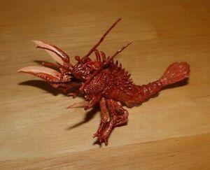 "2003 IWAKURA 3"" Long EBIRAH DIORAMA Mini HG Figure Gashapon Godzilla A"