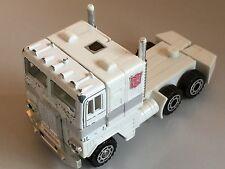 Transformers G1 1985 ULTRA MAGNUS cab hasbro takara (plastic)