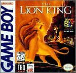 The Lion King - Nintendo Game Boy