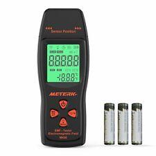 Meterk EMF Meter elektromagnetischer Strahlung Detektor Handheld Mini Digit...