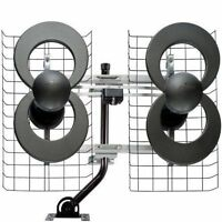 Antennas Direct ClearStream 4 HDTV Antenna Indoor/Outdoor Extreme Range (C4-CJM)
