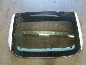 Ferrari California, Rear Roof Section w/Back Glass, Used, P/N 81861211