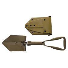 Pliante pelle BW Modèle Alu 3 pièces coyote tan avec sac