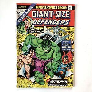 Giant Size Defenders #1 (1974) VF Silver Surfer, Hulk, Dr Strange