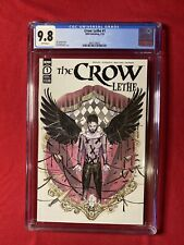 The Crow Lethe 1 Momoko Cover CGC 9.8 3697178002