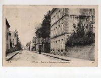 EPINAL - Rue de la Préfecture et la gendarmerie   (J1356)