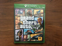 🔥Grand Theft Auto V _ GTA 5 - Xbox One 🔥[US version/Factory Sealed]