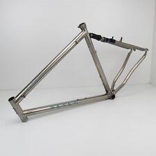 "26"" Seven Teres Titanium Soft Tail Mountain Bike Frame, 20"", Rob Vandermark"