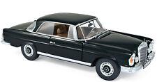 183432  Norev 1:18 Mercedes-Benz 280 SE Coupe 1969 Black