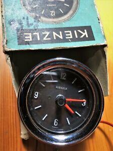 Kienzle 12v Retro Car Clock -working