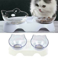 Anti-Vomiting Orthopedic Pet Bowl Non-slip Tilt Pet Cat Dog Food Water Feeder