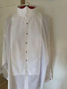 Mens Tuxedo Shirt Size20/51