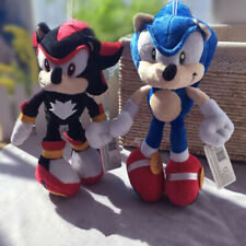 NEW Sonic the hedgehog Plush Doll 2020 Toy Best Xmas Gift for Kids Free Shipping