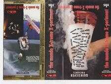 Surfing PG Rated VHS Movies