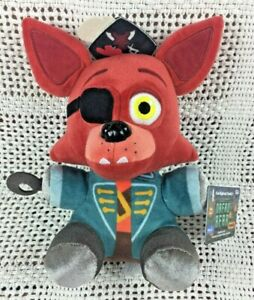 Funko Curse Of Dreadbear Captain Foxy Plush Five Nights At Freddy's FNAF