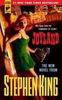 JOYLAND (Hard Case Crime) paperback Stephen King FREE SHIPPING steven joy land