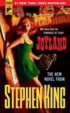 Hard Case Crime: Joyland by Stephen King (2013, Paperback, Reprint)