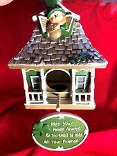 Irish Friends Wish Birdhouse